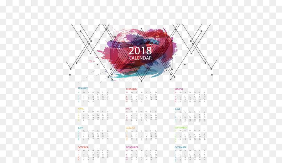 365 Day Calendar Euclidean Vector Abstract Graffiti Calendar