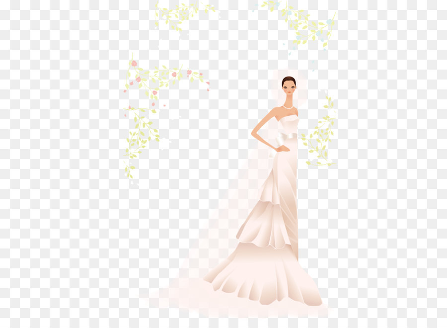 316b854bee1d7 Zeitgenössischen westlichen Hochzeit Kleid Braut Hochzeit Fotografie - Die  Braut trägt ein brautkleid