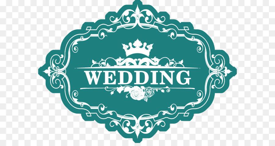 Wedding Reception Purple Wedding Logo Png Download 23771719