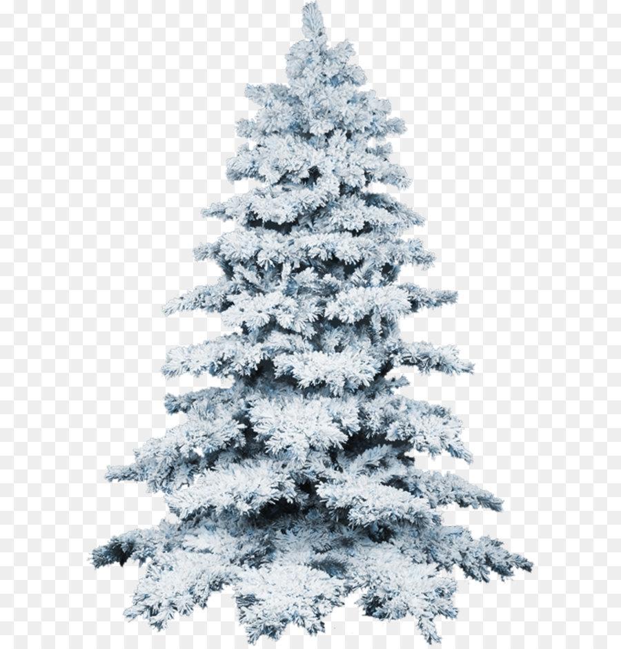 Christmas Tree Snow Wallpaper Christmas Tree Png Download 658