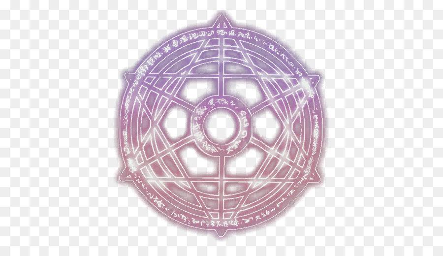 magic circle hexagram purple the star of david purple