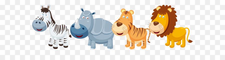 text illustration cartoon animals png download 1640 576 free