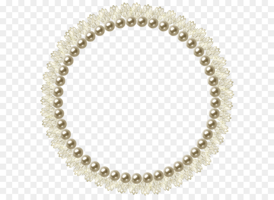 Pearl Picture frame - Pearl circle png download - 800*800 - Free ...