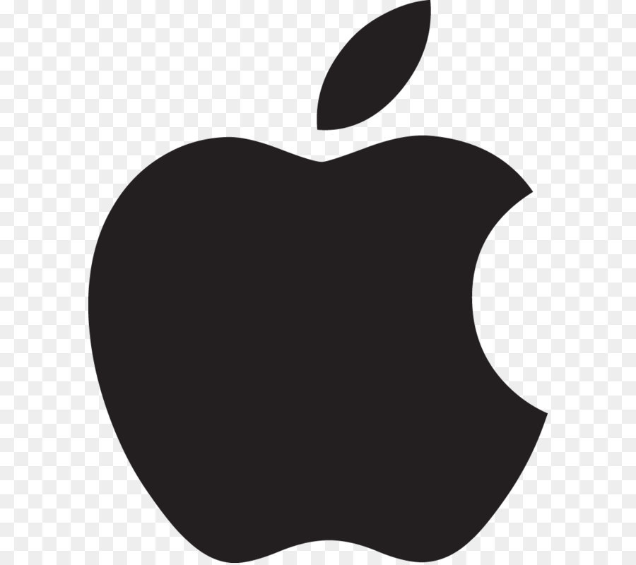 apple logo scalable vector graphics icon pure black apple logo