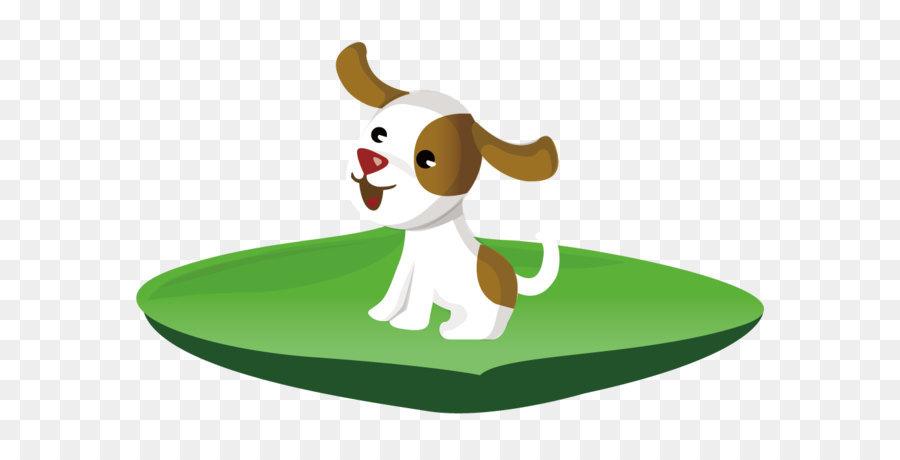 Anjing Clip Art Anjing Pada Daun Teratai Unduh Makanan