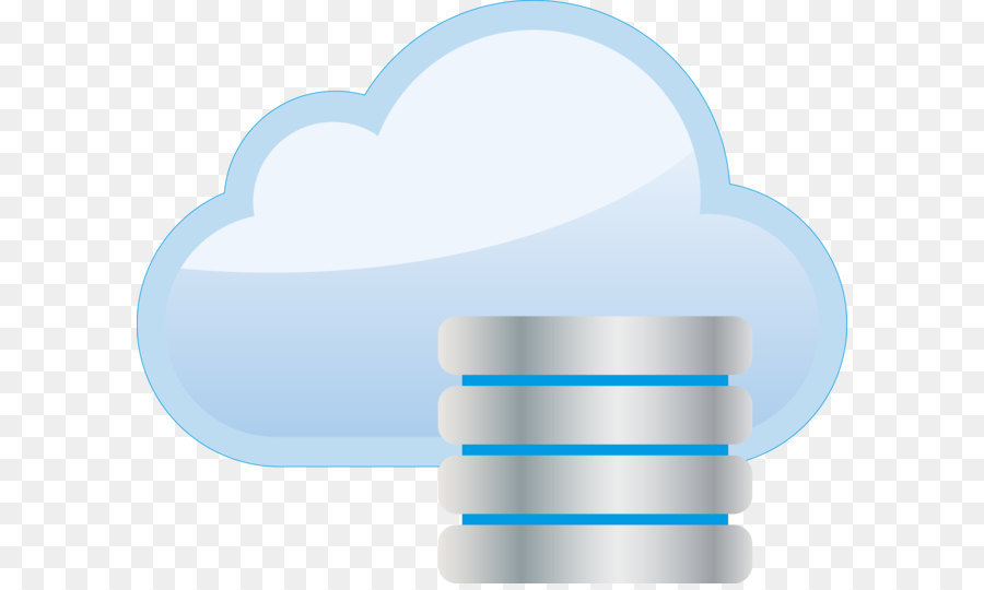 Cloud Computing Cloud Storage Data Icon