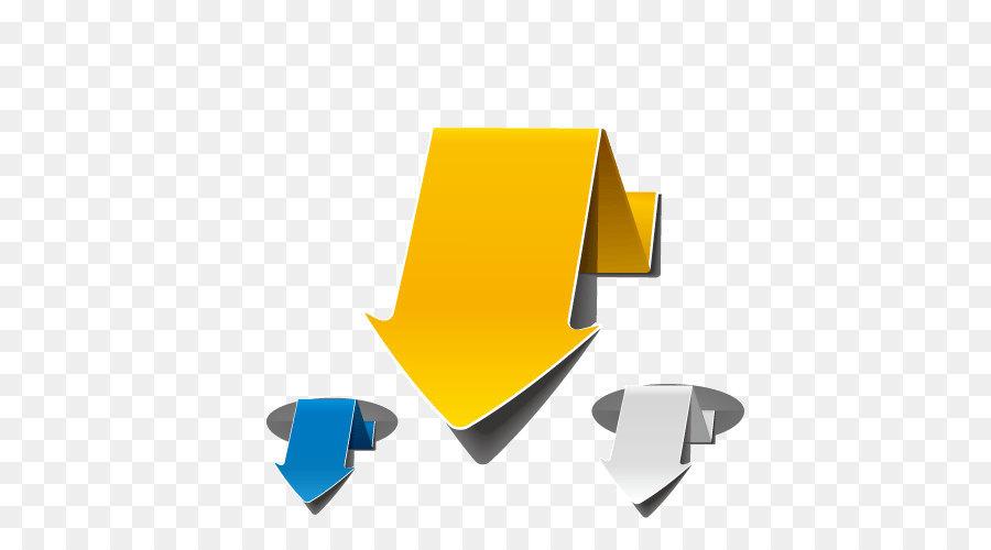 Euclidean Vector Arrow Origami