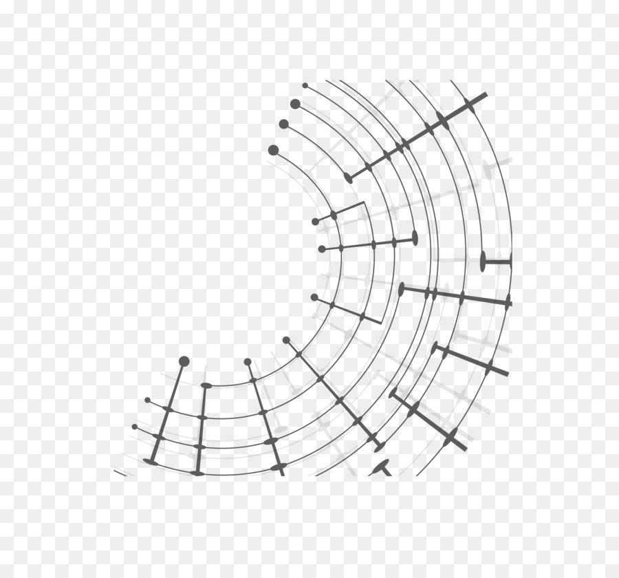 Technology Euclidean Vector Grid Gray Technology Grid