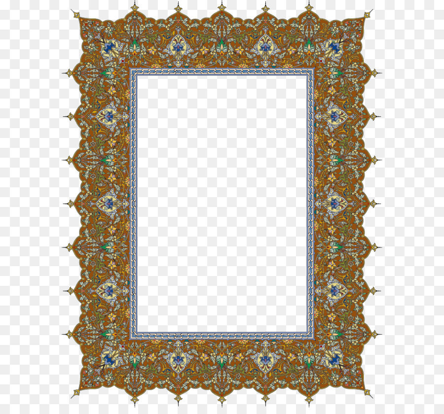 Ornament Stock illustration Clip art - Vector Frame png download ...