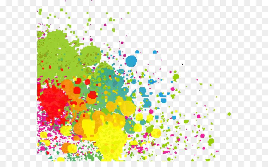 art clip art - paint splash png download - 2244 1866