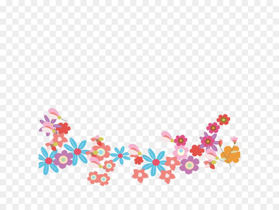 Flower Cartoon Drawing Cartoon Creative Flower Png Download 1022