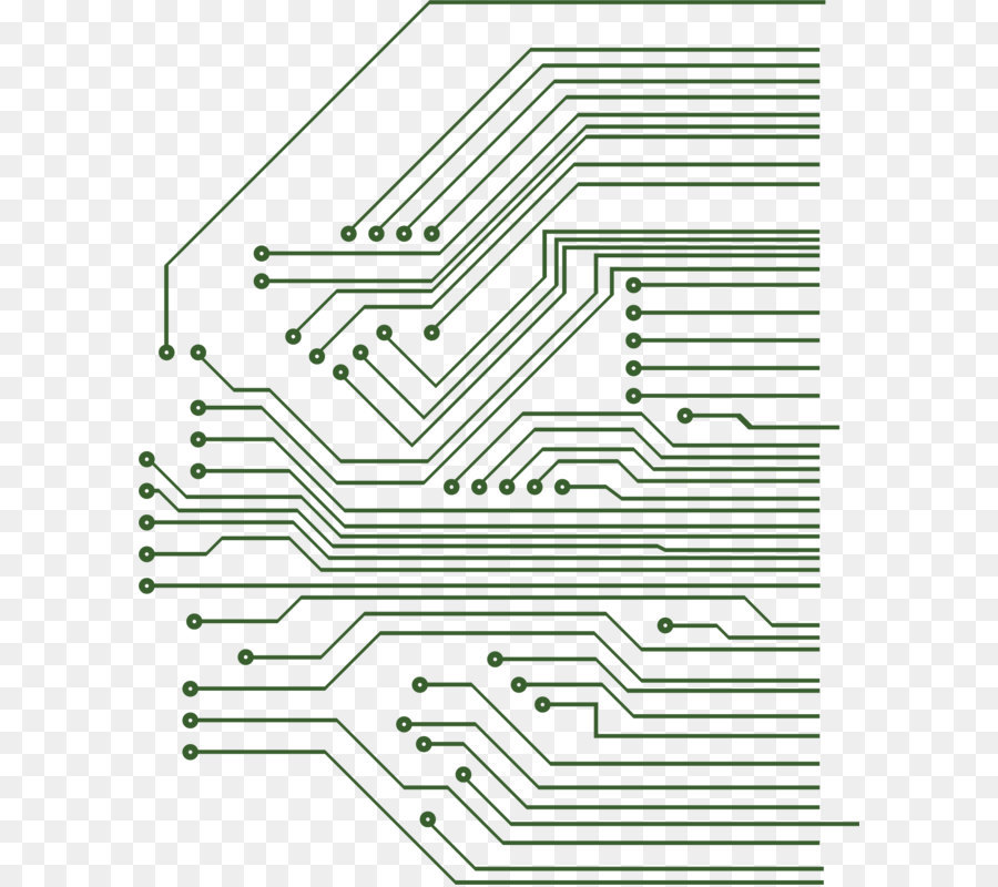 Printed circuit board Electronic circuit Electrical network Circuit ...