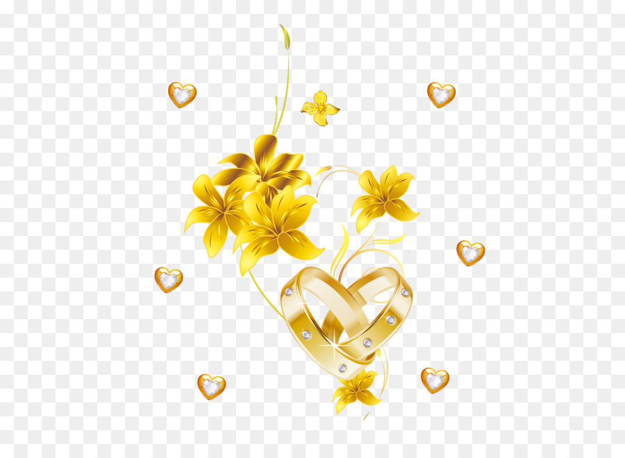 Gold yellow flower jewellery pure gold flowers png download 1000 gold yellow flower jewellery pure gold flowers mightylinksfo