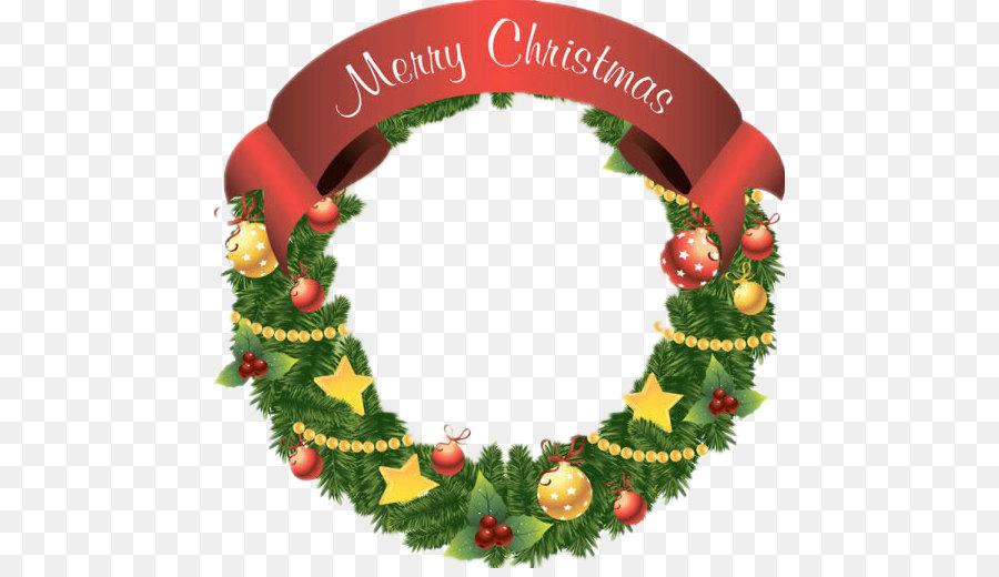 Christmas Decoration Gift Santa Claus Clip Art