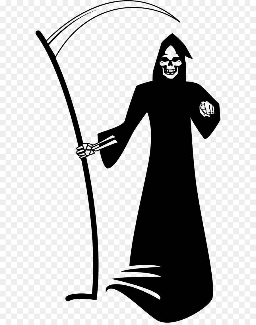 Symbols Of Death Silhouette Clip Art Black Witch Silhouette Png