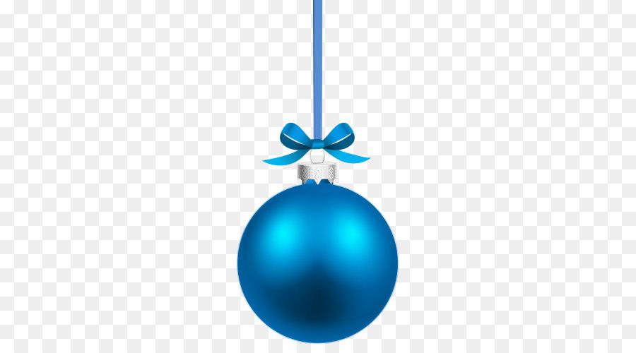 Blue Christmas Clip Art