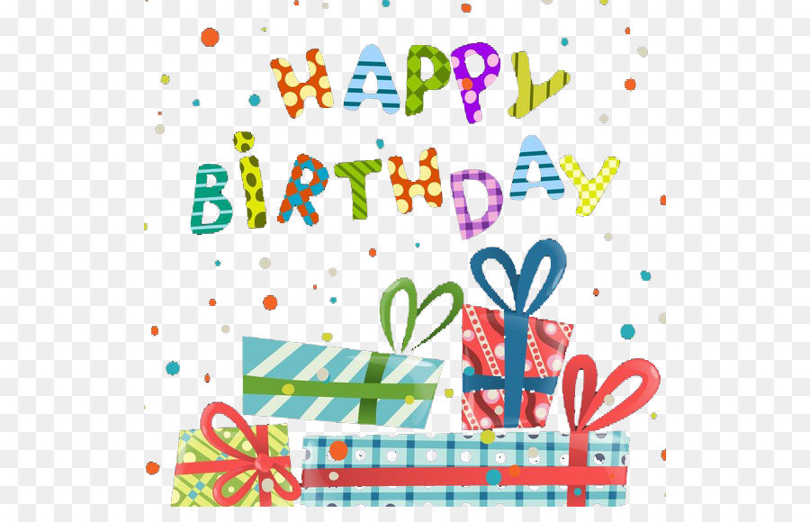Birthday Gift Happy To You Point Product PNG