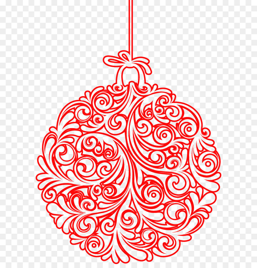 Christmas Tree Ornament Paper New Year