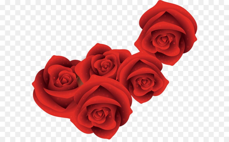 red roses png download - 1346 1138