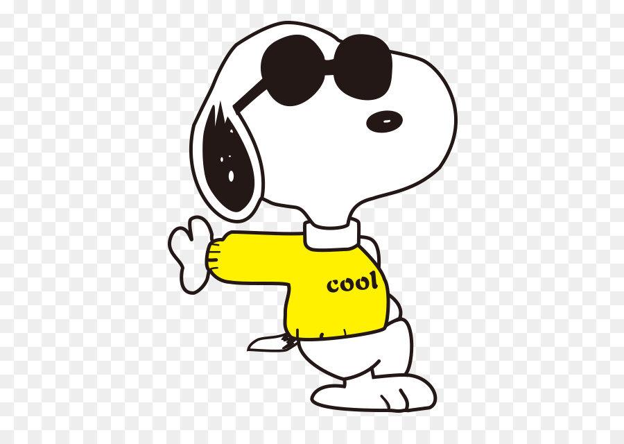 Snoopy Joe Cool Charlie Brown Woodstock Zeichnung Cartoon Tragen