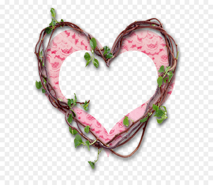 Heart Picture Frame Wallpaper Pink Heart Shaped Photo Frame Png