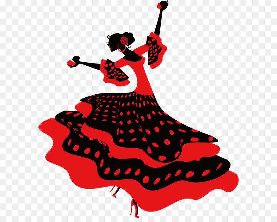 Flamenco Dance Royalty Free Stock Photography Flamenco