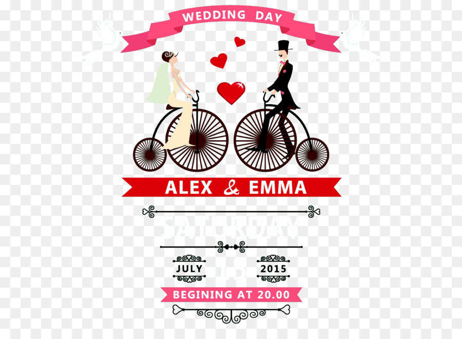 Wedding invitation vector png download 10001000 Free