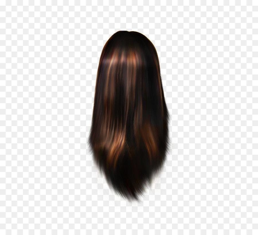 Lange Haare Frisur Flechten Layered Haar Frauen Haar Png Bild Png