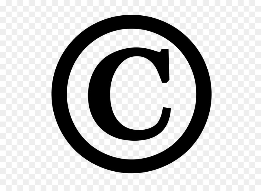 Copyright Symbol Trademark Etsy Copyright Png Png Download 900