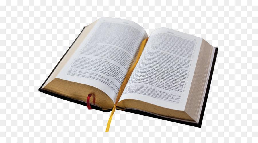 La Biblia Nueva Versión De King James Biblia Abierta Png Png