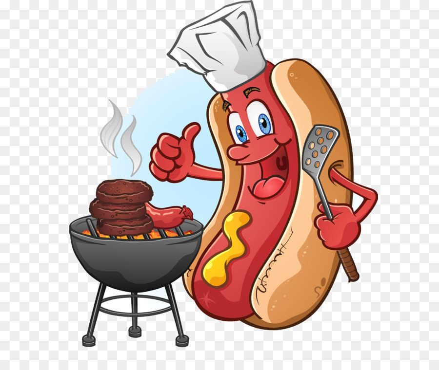 Cartoon Pictures Of Hamburgers And Hot Dogs