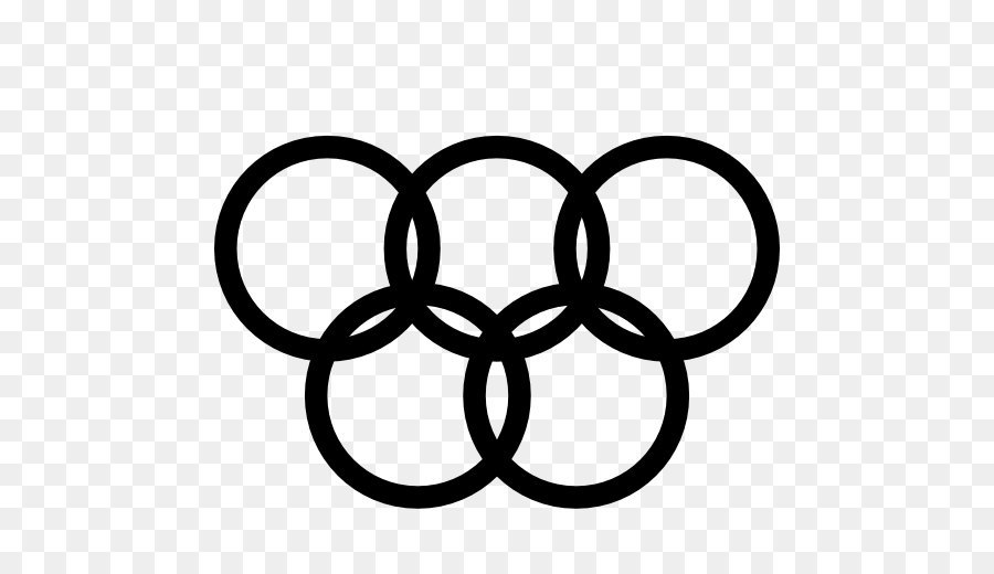 Olympic Games Olympic Symbols Icon Olympic Rings Png Png Download