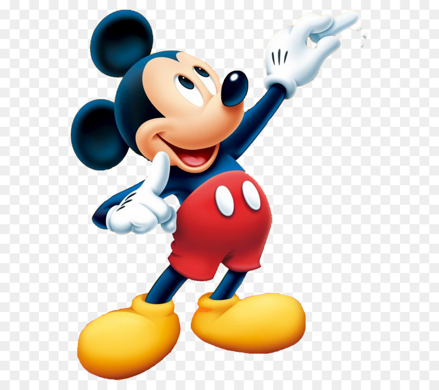 Mickey Mouse Minnie Mouse Clip Art   Mickey Mouse PNG