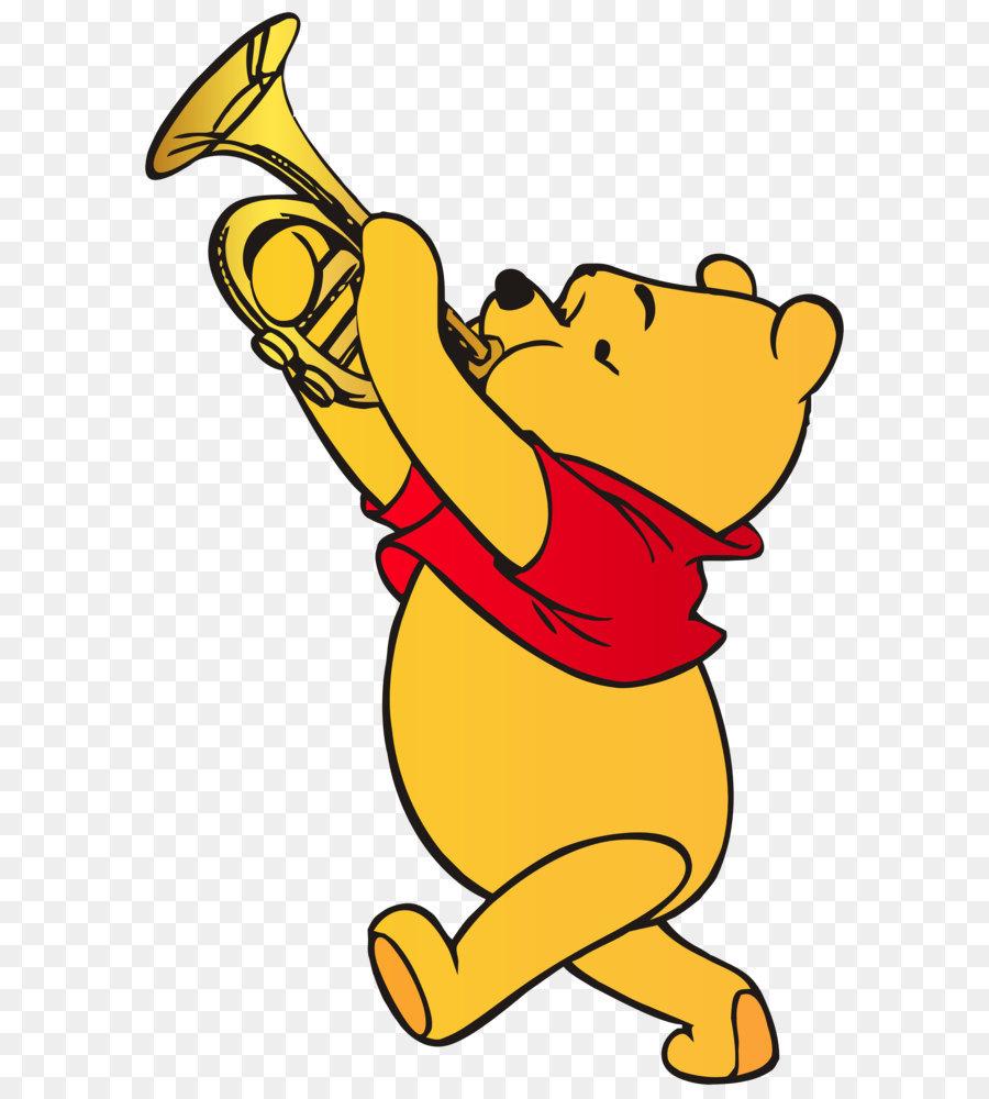 winnie the pooh winnie the pooh trumpet christopher robin clip art rh kisspng com Christopher Robin Winnie the Pooh christopher robin clipart free