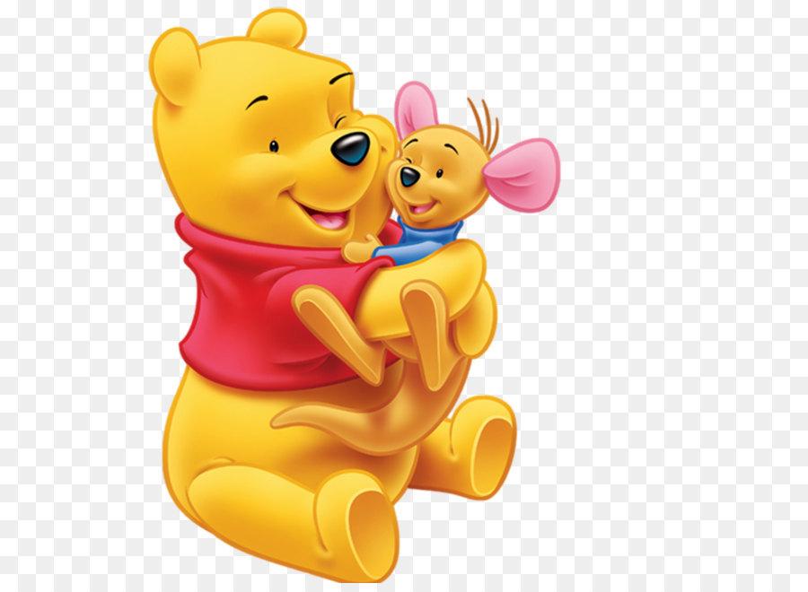 winnie the pooh piglet eeyore tigger animation winnie pooh png png
