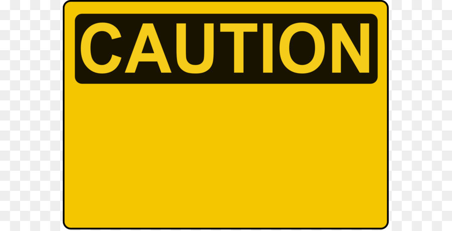 Warning sign Template Traffic sign Clip art - Attention PNG png ...