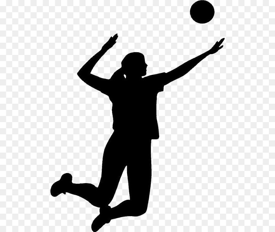volleyball silhouette clip art volleyball png png running clipart cat running clip art black and white