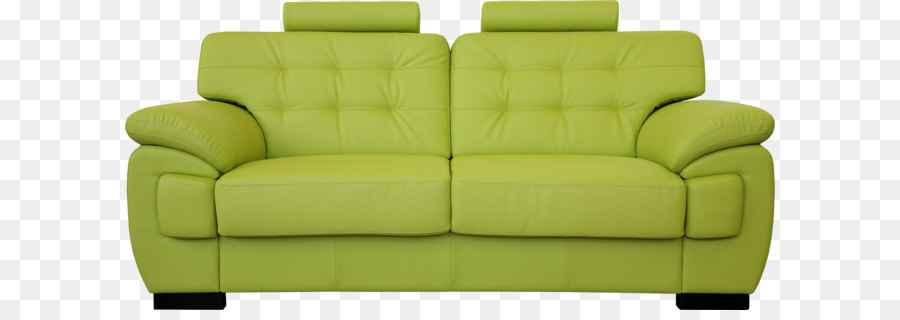 Couch Table Chair Furniture Living Room   Green Sofa PNG Image