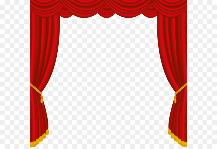 Window Curtain Clip art - Curtains PNG  sc 1 st  PNG Download & Window Curtain Clip art - Curtains PNG png download - 2356*2228 ...