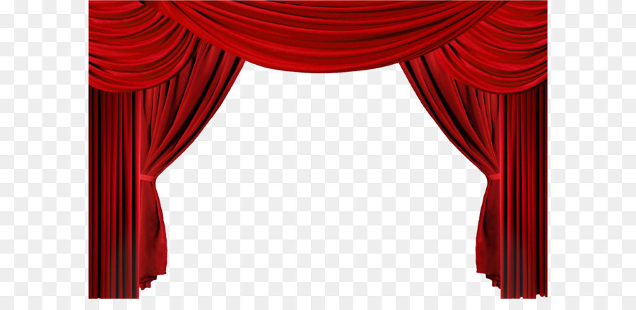 window theater drapes and stage curtains clip art red curtains png rh kisspng com