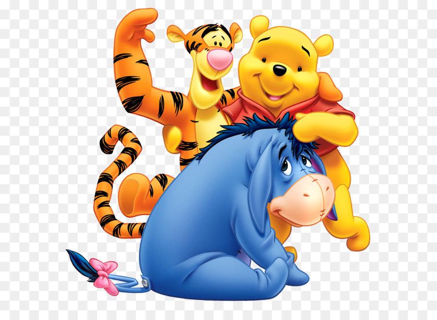 eeyore winnie the pooh ferkel winnie the pooh tigger winnie pooh png png herunterladen 2623. Black Bedroom Furniture Sets. Home Design Ideas
