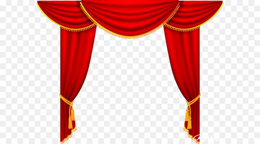 Front curtain Clip art - Curtains PNG png download - 700*538 - Free ...