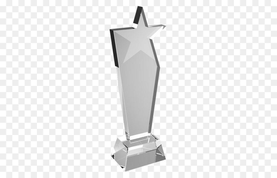 Star Crystal Trophy Creative