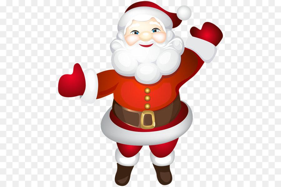 Santa Claus Ded Moroz Father Christmas Gift - Santa Claus PNG png ...