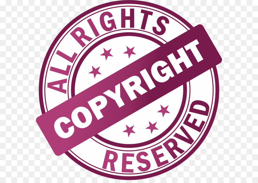 Copyright Symbol All Rights Reserved Copyright Notice School