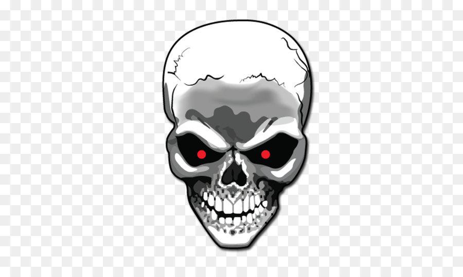Skull Wallpaper Terminator PNG