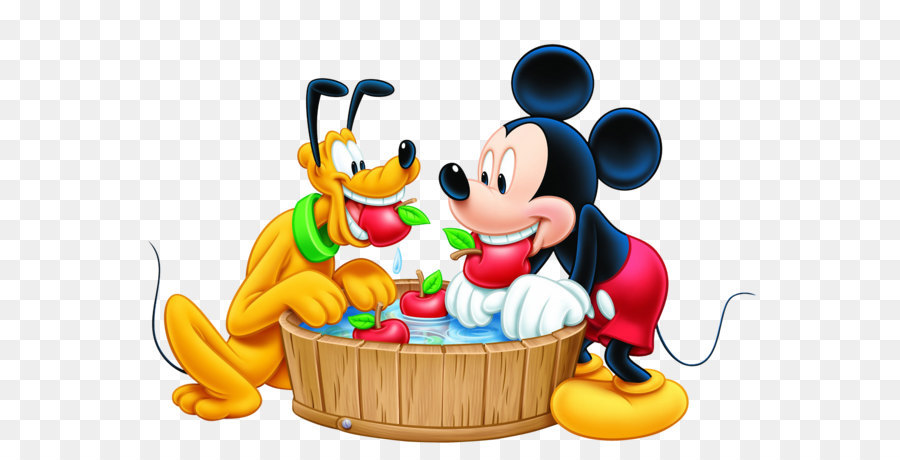 Mickey Mouse Pluto Minnie Maus, Goofy - Mickey Mouse PNG png ...