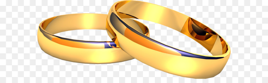 Wedding ring Engagement ring Wedding golden rings PNG image png