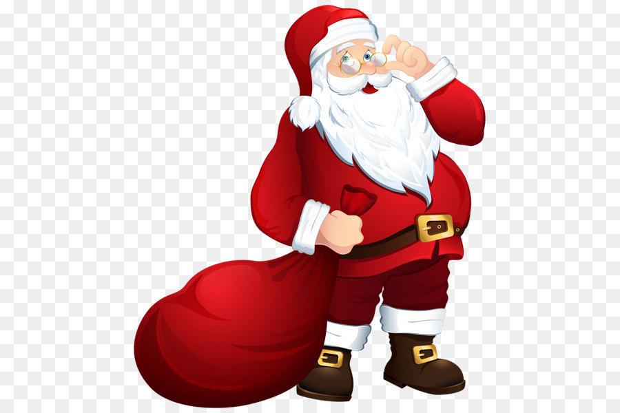 Santa Claus PNG Png Dibujo