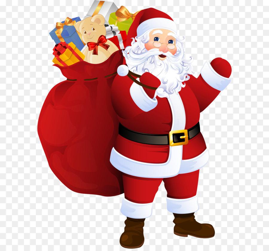 Santa Claus Mrs Christmas